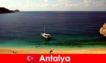 Kivándorlás Törökországba Antalyába