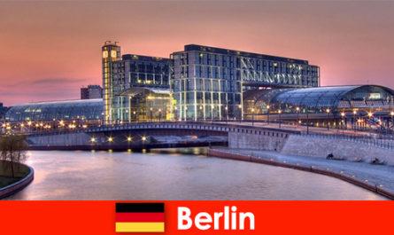 Németország Berlin Úti cél a családdal