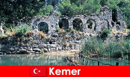Kemer képviseli Törökország európai részét