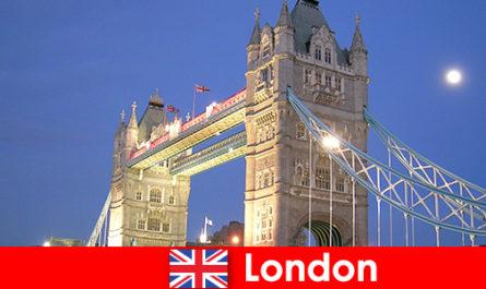Anglia London City Utazás a világ Metropolis