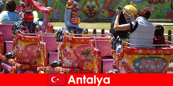 Egy szép családi nyaralás Antalyában Törökországban