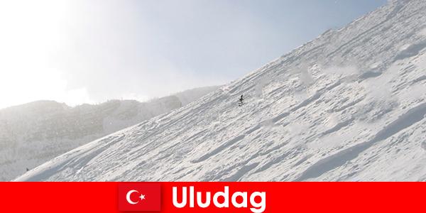 Téli ünnepek Törökországban Uludag