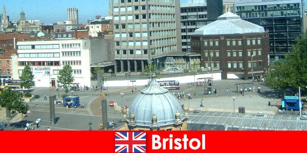 Látnivalók a város Bristol Angliában az utazók számára
