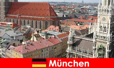 Mint egy nyaraló a jogging vagy fitness lehetőségek a város München