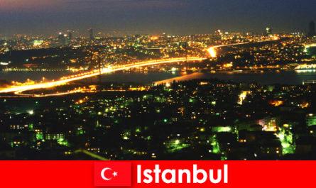 Isztambul városa a turisták számára mindig megér egy utazást