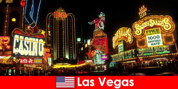 Las Vegas szórakozás és bennfentes tippek az utazók