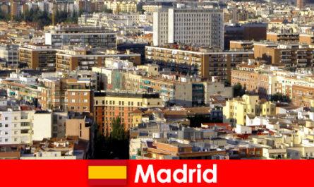 Utazási tippek és információk a fővárosmadridi Spanyolországban