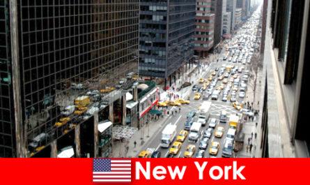 Élvezze az olcsó nyaralás New York City