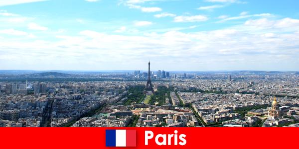 Nézze meg, mi a teendő Párizs városában