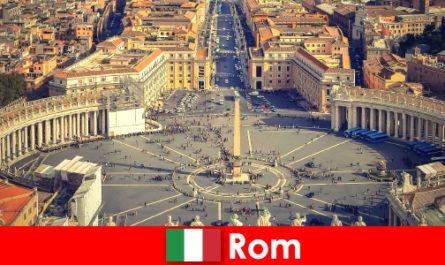 Mikor látogasson el Róma - Időjárás, éghajlat és ajánlások