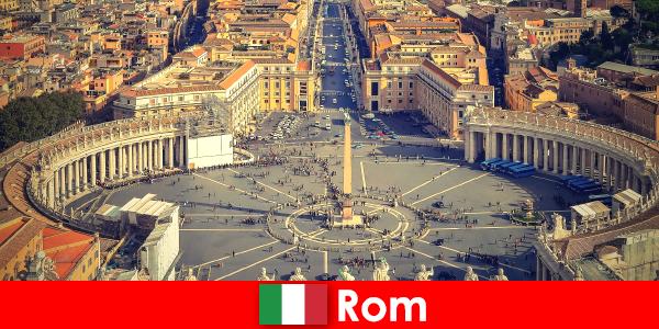 Mikor látogasson el Róma – Időjárás, éghajlat és ajánlások