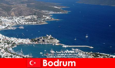 Kivándorlás olcsón a város Bodrum Törökországban