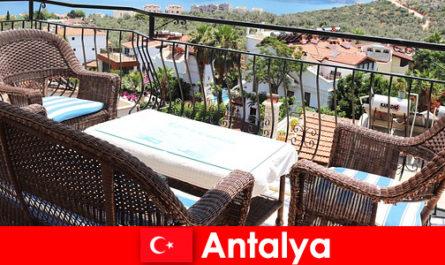 Vendéglátás Törökországban ismét megerősítette a turisták Antalya