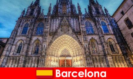 Barcelona inspirál minden vendég tanúvallomások évezredek kultúra