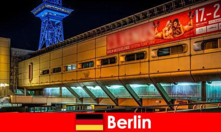 Tapasztalja meg a berlini éjszakai életet a puffancsborókkal és a nemes escort modellekkel