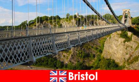 Szabadtéri tevékenységek Bristolban túrákkal vagy kirándulásokkal