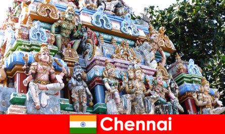Látnivalók, túrák és tevékenységek Chennai idegenek számára nincs unalom