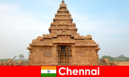 Chennai külföldiek szeretik a szépségeit az UNESCO Világörökség része