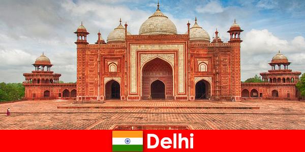 Mi a legjobb látnivaló Indiában megtalálható az utazók Delhiben