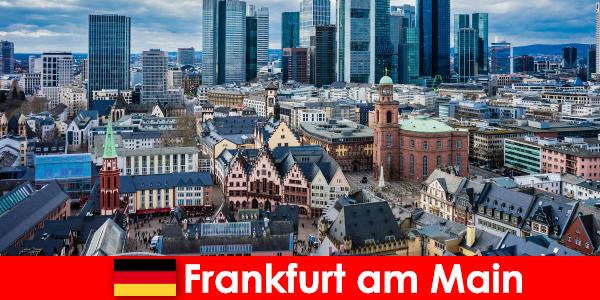 Luxus utazás a város Frankfurt am Main ínyencek
