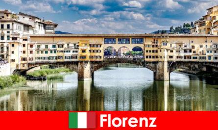 Családos és gyermekes nyugdíjasként Firenzébe emigrált