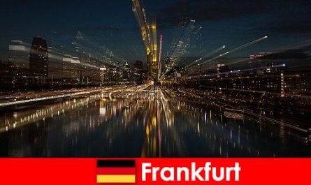 Frankfurti Európai Közlekedési Csomópont külföldiek számára Németországban