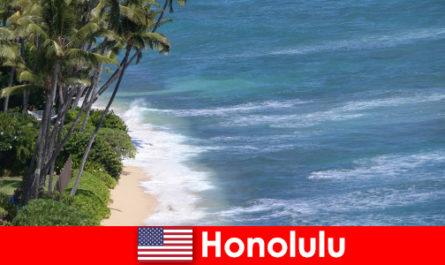 Honolulu legnépszerűbb látnivalói a családi tapasztalattal