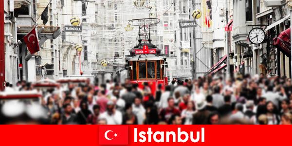 Isztambul városnézés információk és utazási tippek