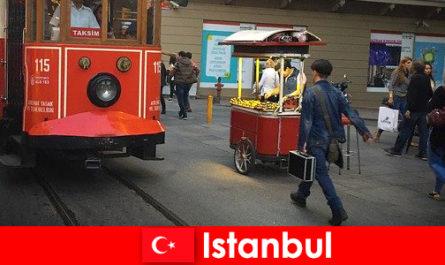 Isztambul a világ metropolisza minden ember és kultúra számára a világ minden tájáról