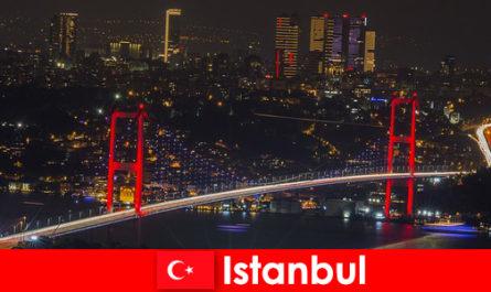 Éjszakai élet isztambuli kocsmákban, bárokban és klubokban fiatalok nak