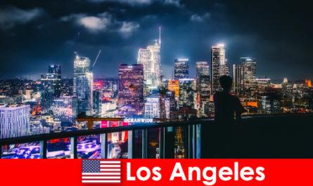 Utazás Los Angeles, mit kell figyelembe venni az első alkalommal látogatók