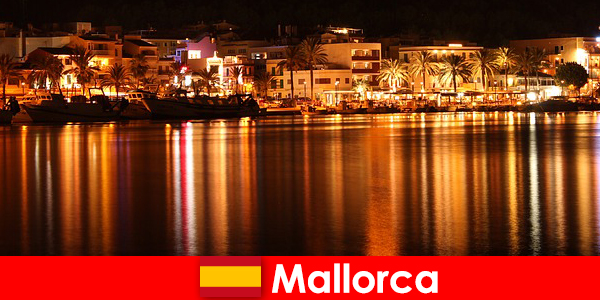 Éjszakai élet Mallorca a csinos nők az erotikus jelenet