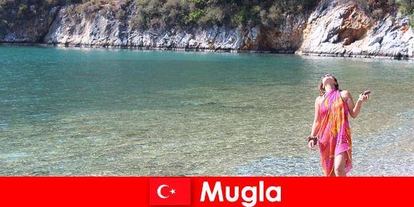 Tengerparti nyaralás Muglábon, Törökország egyik legkisebb tartományi fővárosában