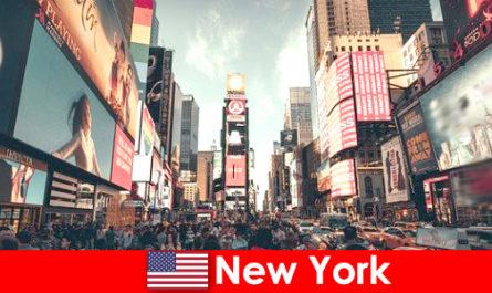 Vásárlás New Yorkban elengedhetetlen a több millió utazó