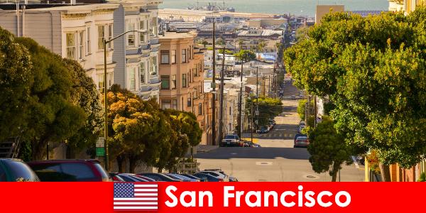 Az éghajlat San Francisco és mikor van a legjobb alkalom, hogy látogassa meg