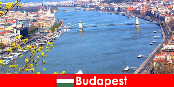 Budapest Magyarországon népszerű utazási tipp fürdőzéshez és wellness üdüléshez