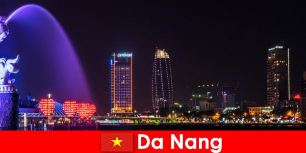 Da Nang impozáns város az újonnan érkezők vietnami