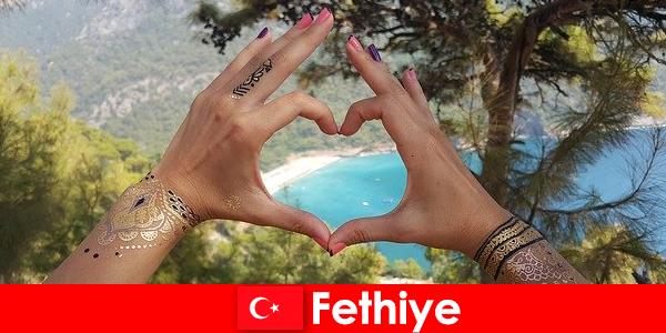 Tengerparti nyaralás Törökországban Fethiye a fiatalok és az idősek mindig egy álom