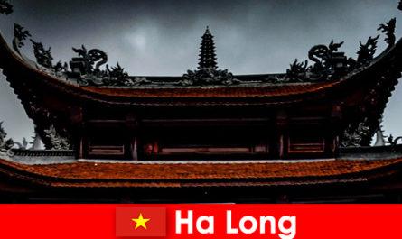 Ha long-ot a kultúra városának nevezik az idegenek között.