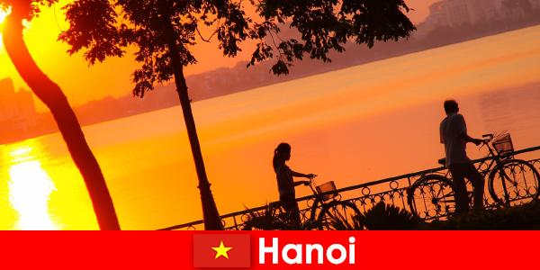 Hanoi az utazók, akik szeretik a forró hőmérséklet, a szórakozás vég nélkül