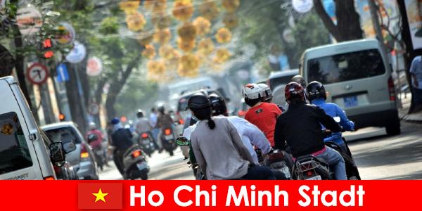 Ho Chi Minh City HCM vagy HCMC vagy HCM City híres Chinatown