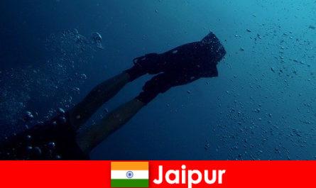 Vízi sportok Jaipur a legjobb tipp a búvárok