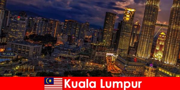 Kuala Lumpur mindig megér egy utazást a délkelet-ázsiai utazók