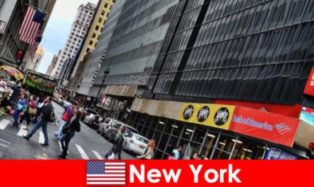 Walk-in szobrok között New York új látnivalók