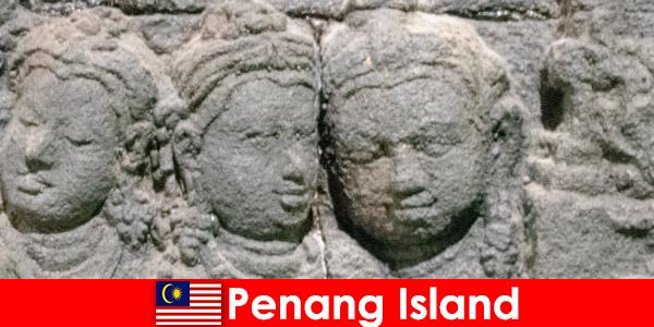 Penang-sziget számos látnivalóval és nagyszerű látnivalóval rendelkezik