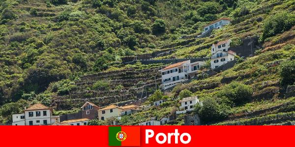 Porto nyaralóhely a bor szerelmeseinek a világ minden tájáról