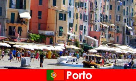 Porto mindig népszerű hely a hátizsákos turisták és nyaralók kis költségvetéssel