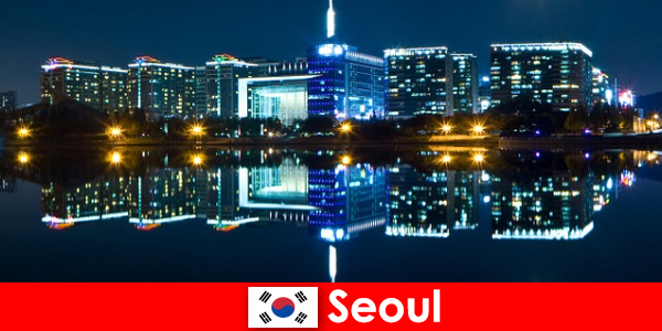 Szöul Dél-Koreában egy lenyűgöző város, amely megmutatja a hagyományt a modernitás