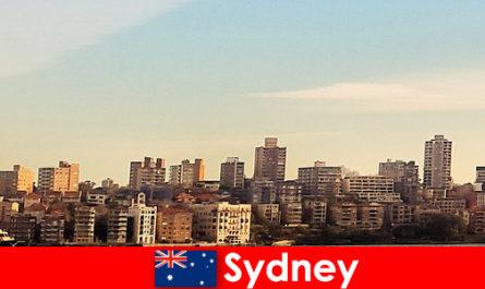 Sydney ismert, mint a világ egyik legmultikulturálisabb városok között külföldiek