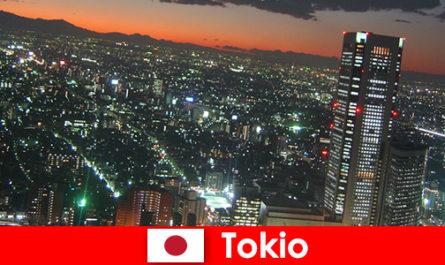Idegenek szeretik Tokiót - a világ legnagyobb és legmodernebb városát